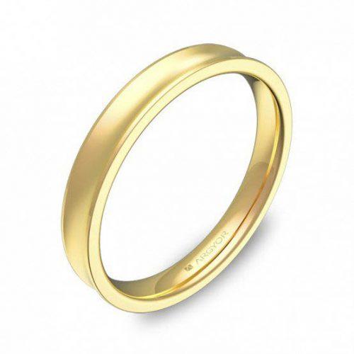 Alianza oro 18k amarillo AG54-C1330C00A