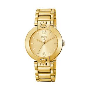 Reloj TOUS Plate Round mujer 400350945