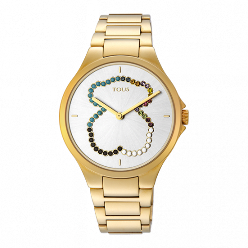 Reloj TOUS Motion Straight oso mujer 900350330