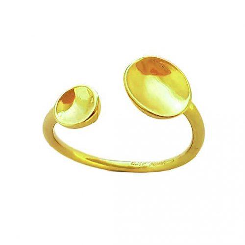 Anillo oro amarillo Joyeria Rincon 265-0344