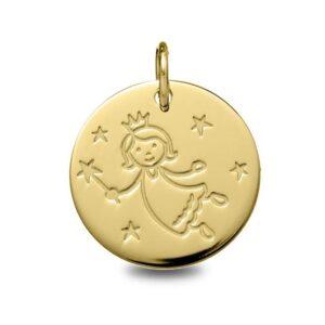 Colgante hada oro amarillo 1962005