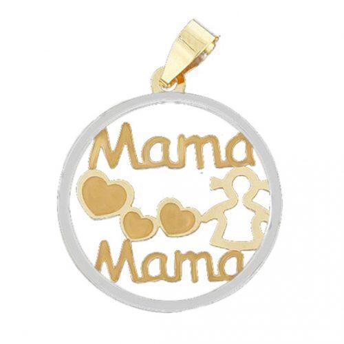 Colgante mama oro M-2123629AB-1