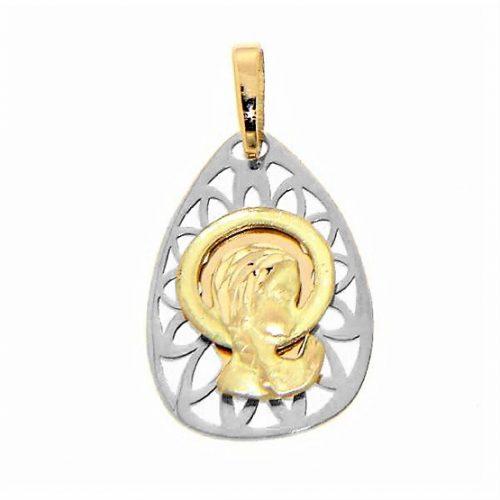 Medalla oro comunión 99019357 joyeria rincon