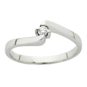 Anillo diamantes oro blanco 1984BB10