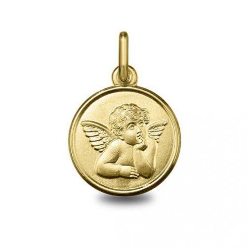 medalla-de-oro-18k-angel-de-rafael-1260454 Joyería Rincón