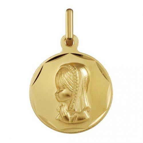 medalla-oro-virgen-nina-1300104 Joyería Rincón
