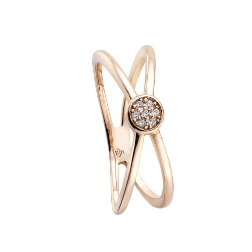 Anillo Pretty Jewels Duran Esquse plata 00508693 Joyería Rincón