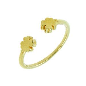 Anillo oro amarillo 741212 Joyería Rincón