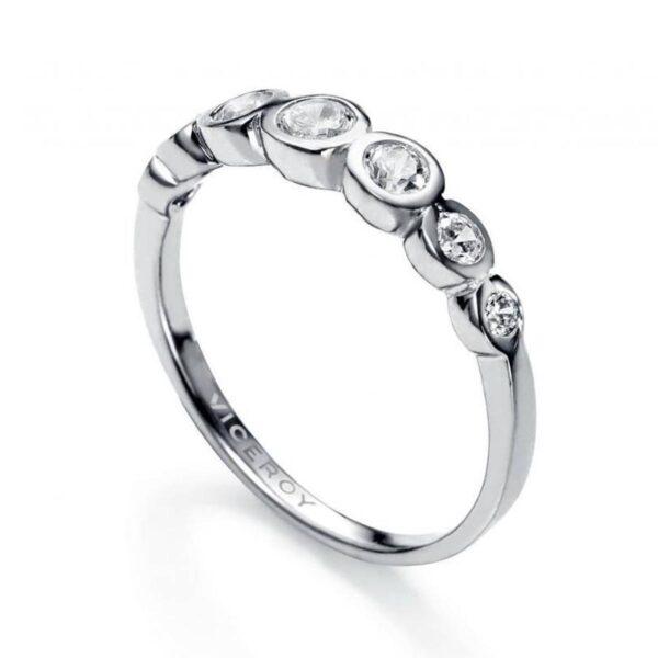 viceroy-anillo-plata 7028a014-30 Joyería Rincón