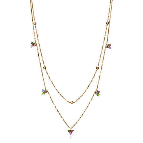 Collar Viceroy plata 4097C100-49 Joyería Rincón