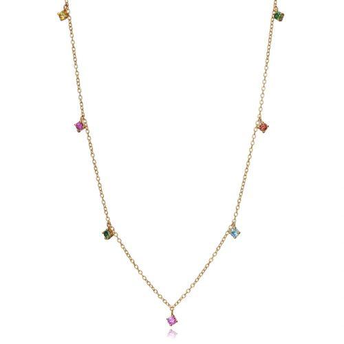 Collar plata 4096C100-49 Joyería Rincón