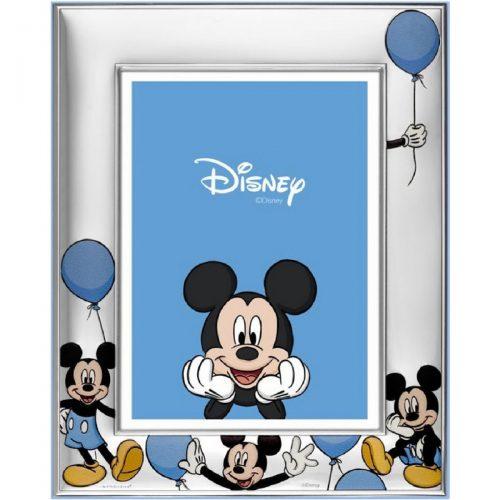 Marco infantil Mickey globo 146DN- 4C Joyeria Rincon