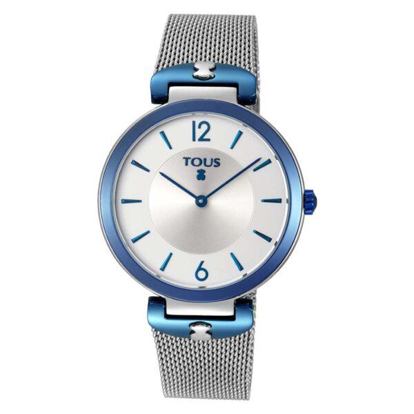 Reloj S-Mesh bicolor acero mujer 800350830 Joyería Rincón