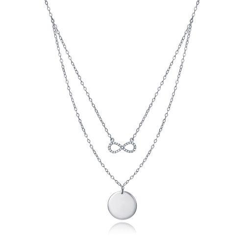 Collar plata Viceroy 4087C000-00 Joyería Rincón