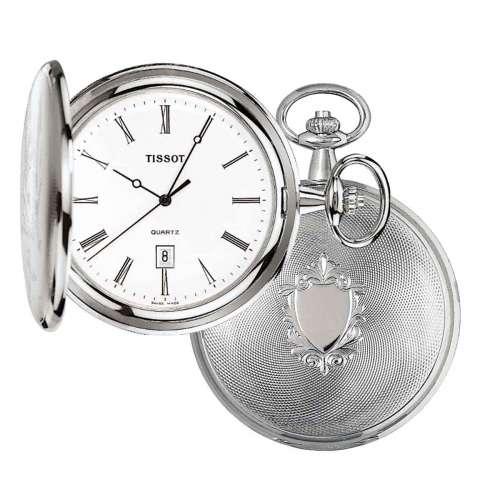Reloj bolsillo TISSOT SAVONNETTE T83.6.508.13 Joyería Rincón