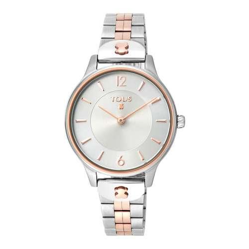 Reloj TOUS Len bicolor rosado 100350430 Joyería Rincón
